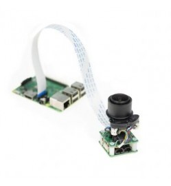 Arducam 5MP 1080p Pan Tilt Zoom PTZ Camera for Raspberry Pi 4/3B+/3