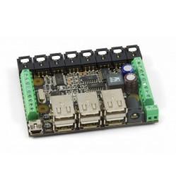 PhidgetInterfaceKit 8/8/8 w/6 Port Hub