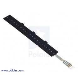 Force-Sensing Linear Potentiometer: 4.0″×0.4″ Strip, Customizable Length