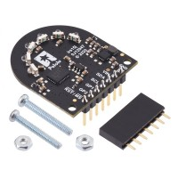 3-Channel Wide FOV Time-of-Flight Distance Sensor for TI-RSLK MAX Using OPT3101