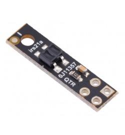 QTR-HD-01RC Reflectance Sensor: 1-Channel, 5mm Wide, RC Output