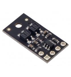 QTR-HD-02RC Reflectance Sensor Array: 2-Channel, 4mm Pitch, RC Output