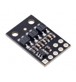 QTR-HD-03RC Reflectance Sensor Array: 3-Channel, 4mm Pitch, RC Output
