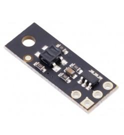 QTR-MD-01A Reflectance Sensor: 1-Channel, 7.5mm Wide, Analog Output