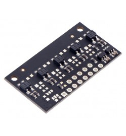 QTR-MD-05A Reflectance Sensor Array: 5-Channel, 8mm Pitch, Analog Output