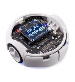 3pi+ 32U4 OLED Robot - Hyper Edition (15:1 HPCB Motors), Assembled