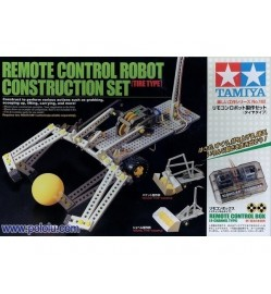 Tamiya 70162 Remote Control Construction Set (tire type)