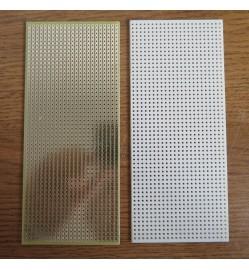 FR4 Veroboard  Stripboard 6.4x14.4cm, Thickness 1.6MM