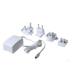 RS Components Raspberry Pi, 13W Plug In Power Supply 5.1V, 2.5A, Level VI Efficiency, 1 Output Power Supply