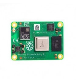 RPI COMPUTE MODULE 4, 8GB RAM, 32GB EMMC Wireless