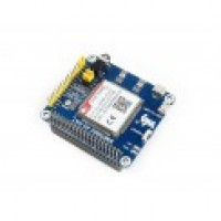 4G / 3G / 2G / GSM / GPRS / GNSS HAT for Raspberry Pi, LTE CAT4
