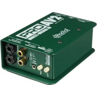 Radial Engineering ProAV2 - Audio/Video Passive Stereo Direct Box