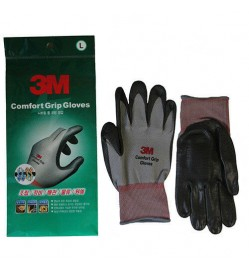 3M NITRILE FOAM COATED GLOVES
