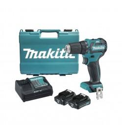 Makita 2 X 12V 2.0AH LI-ION CXT Cordless Screw Driver/Drill