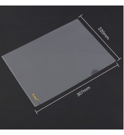 Plastic L Shape Folder A4 Size