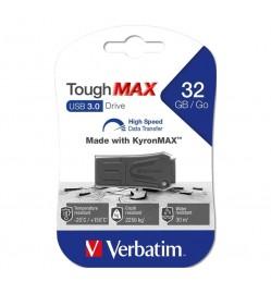 VERBATIM TOUGHMAX 32GB USB3.0 FLASH DRIVE