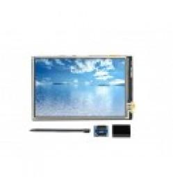 "3.5"" HDMI LCD 480x320, IPS"
