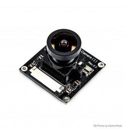 Raspberry Pi Camera (I) with Fisheye Lens (5MP)