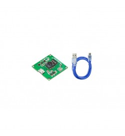 "Arducam 8MP 1080P USB Camera Module, 1/4"" CMOS IMX219 Mini UVC USB2.0 Webcam Board with 1.64ft/0.5m USB Cable"