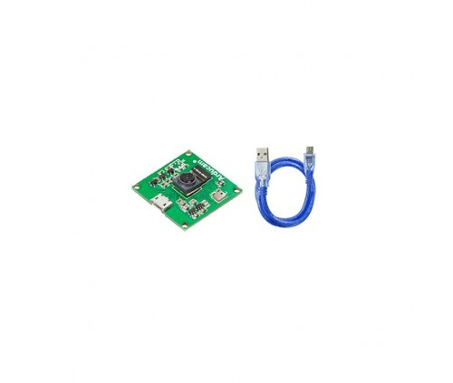 "Arducam 8MP 1080P USB Camera Module, 1/4"" CMOS IMX219 Mini UVC USB2.0 Webcam Board with 1.64ft/0.5m USB Cable"