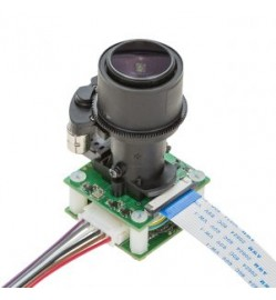Arducam 8MP 1080p Pan Tilt Zoom PTZ Camera for Raspberry Pi 4/3B+/3