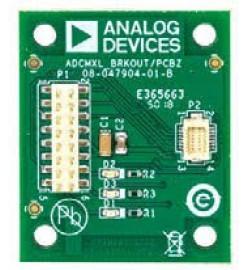 Interface Development Tools ADcmXLXX21 Module Breakout Board