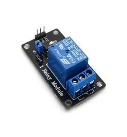 5V Single Channel Opto Isolated Relay Module