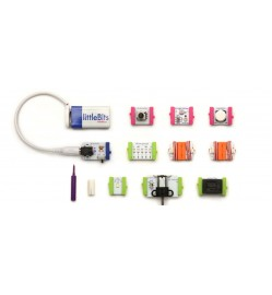 littleBits Base Kit (Customized)