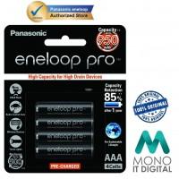 Panasonic eneloop pro AAA 950mAh Rechargeable Battery - Pack of 4
