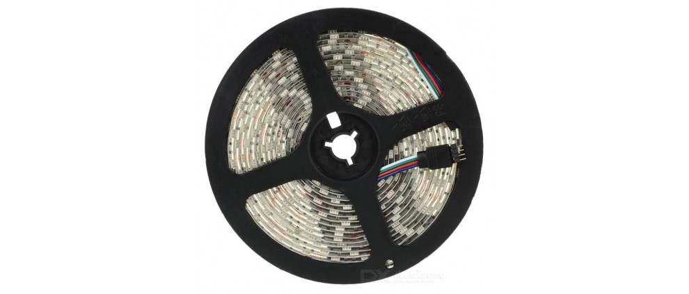 12V RGB LED Strip L=5m/reel