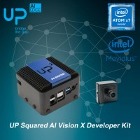 UP Squared AI Vision X Developer Kit (Version B with Myriad X)