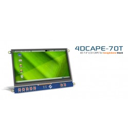"7"" LCD Cape for BeagleBone Black - Touch display"