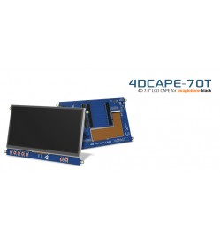 """7"""" LCD Cape for BeagleBone Black - Touch display"""