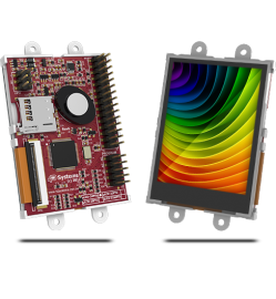 "3.2"" Raspberry Pi Display Module Pack"