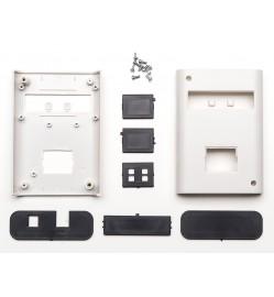 White Enclosure for Arduino - Electronics enclosure - 1.0