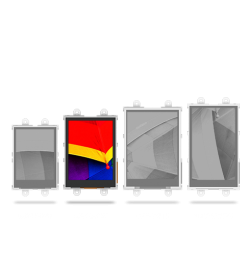 "2.8"" Intelligent LCD module w/ Touch"