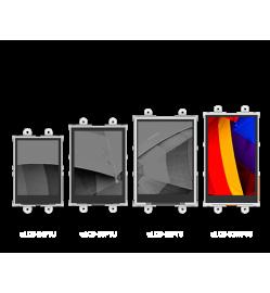 """3.2"""" Wide Intelligent LCD module w/ Touch"""