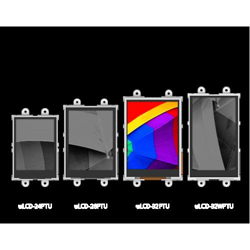"""3.2"""" Intelligent LCD module w/ Touch Starter Kit"""
