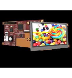 """4.3"""" Raspberry Pi Display Module Pack"""