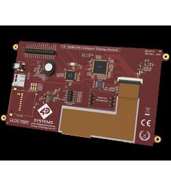 """7.0"""" DIABLO16 Intelligent Display Module w/ Touch"""