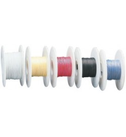 AWG26 Wire Wrapping Wire 100M - White
