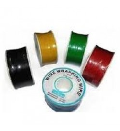 AWG28 Wire Wrapping Wire 100M - Black