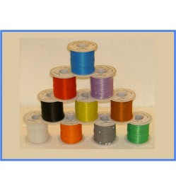 AWG30 Wire Wrapping Wire 100M - Black