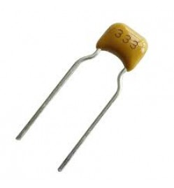 0.0015UF MULTILAYER CAPACITOR DC 50V