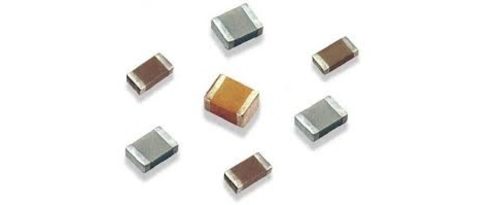 0.0010UF 25V CERAMIC MULTILAYER CHIP CAP. SIZE 0603
