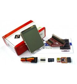 "2.4"" LCD Display Starter Kit for Raspberry Pi"