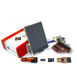 "2.8"" LCD Display Starter Kit for Raspberry Pi"