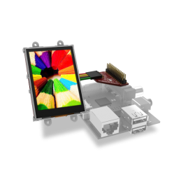 "2.8"" Raspberry Pi Display Module Pack"