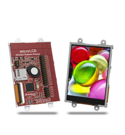 "3.2"" Wide Arduino Display Module Pack"