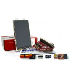 "3.2"" Wide LCD Display Starter Kit for Raspberry Pi"